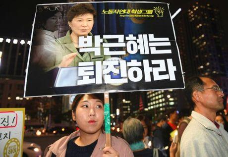 Han Quoc dieu tra cac co van cap cao cua Tong thong Park - Anh 1