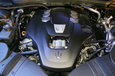 Maserati Quattroporte 2017 gia tu 6,1 ty o Viet Nam - Anh 10