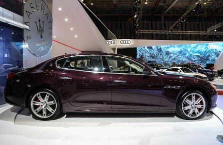 Maserati Quattroporte 2017 gia tu 6,1 ty o Viet Nam - Anh 11