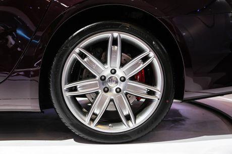 Maserati Quattroporte 2017 gia tu 6,1 ty o Viet Nam - Anh 5