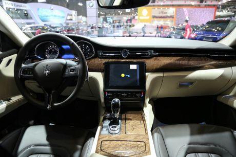 Maserati Quattroporte 2017 gia tu 6,1 ty o Viet Nam - Anh 6