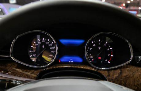 Maserati Quattroporte 2017 gia tu 6,1 ty o Viet Nam - Anh 8