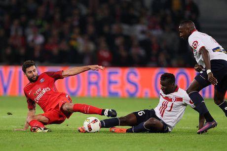 Cavani va Di Maria ket hop giup PSG ap sat ngoi dau - Anh 4
