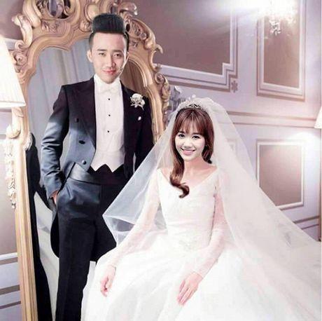 Hari Won len tieng ve tin cuoi Tran Thanh vao ngay 25/11 - Anh 1