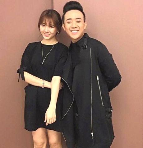 Hari Won len tieng ve tin cuoi Tran Thanh vao ngay 25/11 - Anh 2