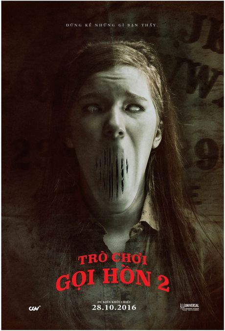 'Tro choi goi hon 2': Phim kinh di an tuong mua Halloween - Anh 1