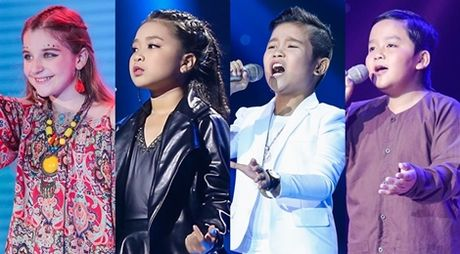 Xem truc tiep dem cong bo ket qua The Voice Kids 2016 - Anh 1