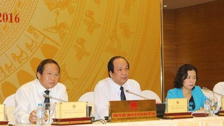 Chinh phu xem xet giam phi BOT - Anh 1