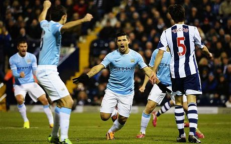 Nhan dinh, du doan ty so tran West Brom - Man City - Anh 1