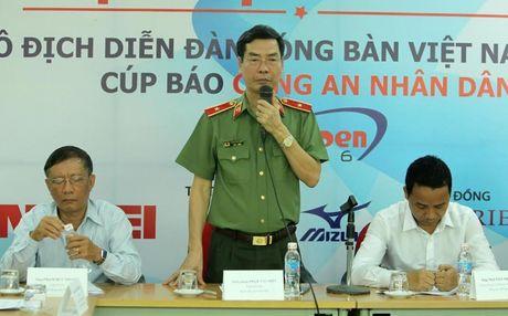 Giai bong ban Ha Noi Open 2016 lap ky luc ve so VDV - Anh 1