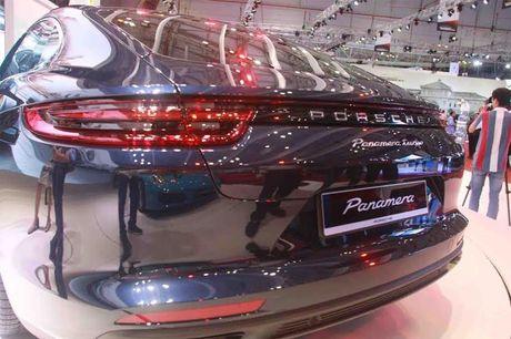 Chiem nguong 'kiet tac' Porsche Panarema the he moi gia 10,6 ty dong lan dau tien xuat hien tai Viet Nam - Anh 12