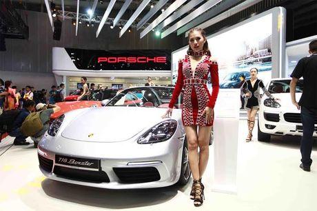 Chiem nguong 'kiet tac' Porsche Panarema the he moi gia 10,6 ty dong lan dau tien xuat hien tai Viet Nam - Anh 3
