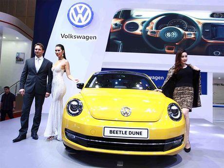 Giap mat 'huyen thoai' Beetle 2016 cua Volkswagen - Anh 1