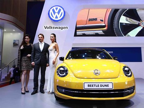 Giap mat 'huyen thoai' Beetle 2016 cua Volkswagen - Anh 3