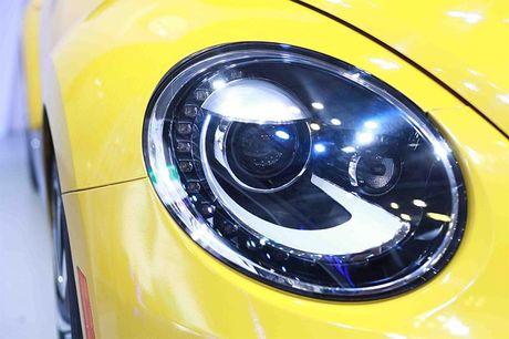 Giap mat 'huyen thoai' Beetle 2016 cua Volkswagen - Anh 5