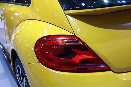 Giap mat 'huyen thoai' Beetle 2016 cua Volkswagen - Anh 6