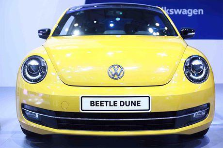 Giap mat 'huyen thoai' Beetle 2016 cua Volkswagen - Anh 7
