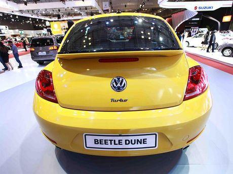 Giap mat 'huyen thoai' Beetle 2016 cua Volkswagen - Anh 8