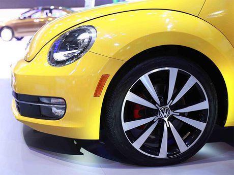 Giap mat 'huyen thoai' Beetle 2016 cua Volkswagen - Anh 9
