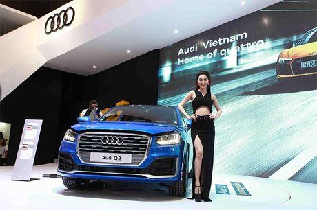 Can canh 'at chu bai' Q2 cua Audi tai VIMS 2016 - Anh 2