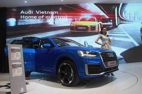 Can canh 'at chu bai' Q2 cua Audi tai VIMS 2016 - Anh 5