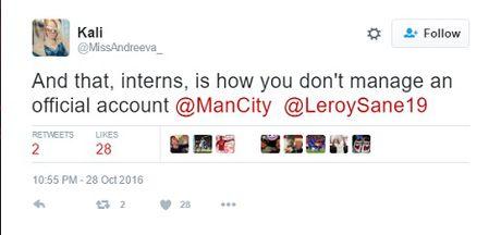 Man City gay soc khi goi Leroy Sane la... bo tren mang xa hoi - Anh 4