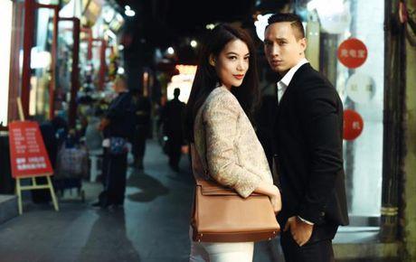 Sau nghi van tan tinh nguoi moi, Kim Ly van tinh tu ben Truong Ngoc Anh - Anh 4