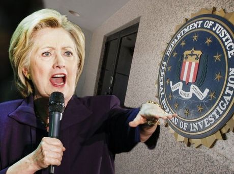Bi tai dieu tra be boi email, ba Clinton gian du yeu cau FBI giai thich ro ly do - Anh 2