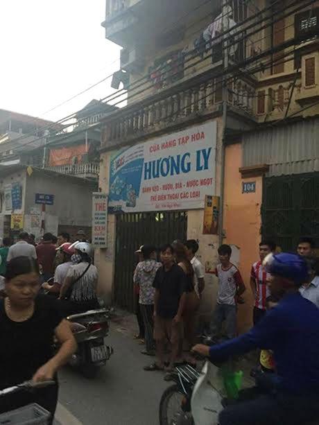 Vu cuop cua co chu nha o Ha Noi: Truy bat doi tuong bo tron - Anh 1