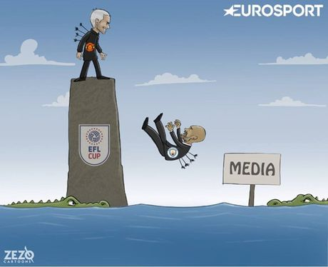 Biem hoa 24h: Ibrahimovic ru Guardiola 'chay tron' khoi nuoc Anh - Anh 3