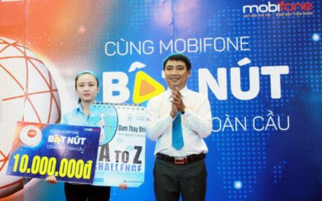 'Cung MobiFone bat nut cong dan toan cau' tai Tay Nam Bo - Anh 1