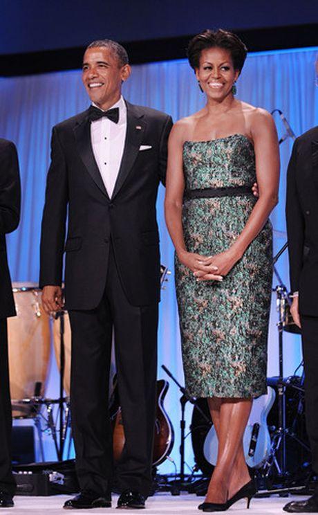 40 bo trang phuc dep nhat cua De nhat Phu nhan Michelle Obama (Phan 1) - Anh 14