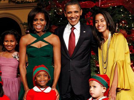 40 bo trang phuc dep nhat cua De nhat Phu nhan Michelle Obama (Phan 1) - Anh 17