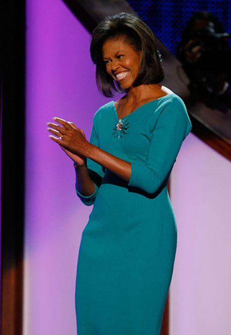 40 bo trang phuc dep nhat cua De nhat Phu nhan Michelle Obama (Phan 1) - Anh 1