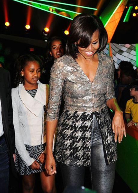 40 bo trang phuc dep nhat cua De nhat Phu nhan Michelle Obama (Phan 1) - Anh 20