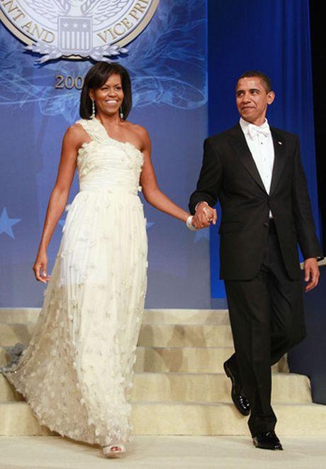 40 bo trang phuc dep nhat cua De nhat Phu nhan Michelle Obama (Phan 1) - Anh 3