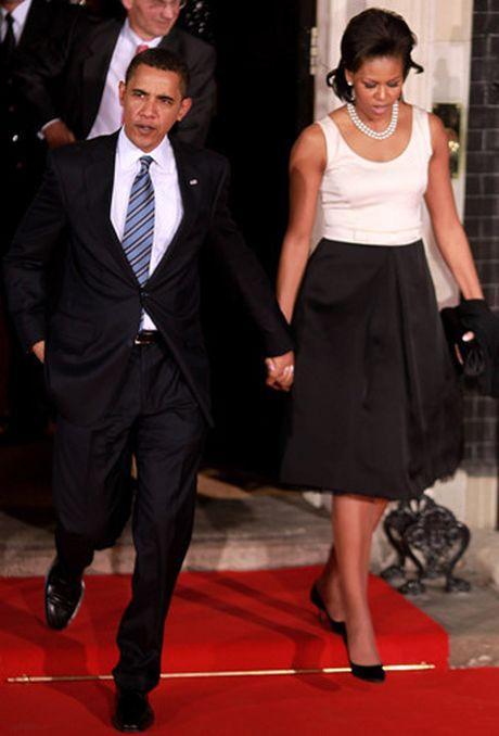 40 bo trang phuc dep nhat cua De nhat Phu nhan Michelle Obama (Phan 1) - Anh 5