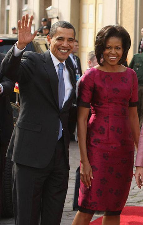 40 bo trang phuc dep nhat cua De nhat Phu nhan Michelle Obama (Phan 1) - Anh 6