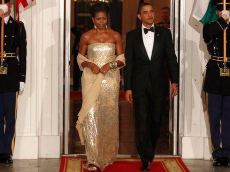 40 bo trang phuc dep nhat cua De nhat Phu nhan Michelle Obama (Phan 1) - Anh 7