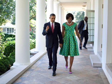 40 bo trang phuc dep nhat cua De nhat Phu nhan Michelle Obama (Phan 1) - Anh 9