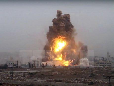 Nga neu nguyen tac hop tac voi cac doi tac trong van de Syria - Anh 1