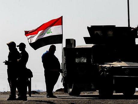 Hon 40.000 binh sy tham gia cuoc tong cong kich IS o Mosul - Anh 1