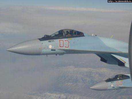 May bay Nga - My co tinh doa dam nhau tai Syria? - Anh 1