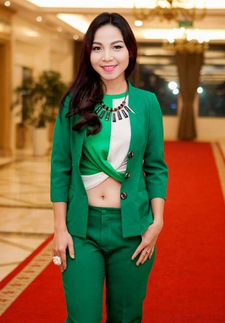 Tu Anh, Pham Huong so vay 'thien nga' xuyen thau me nguoi - Anh 19