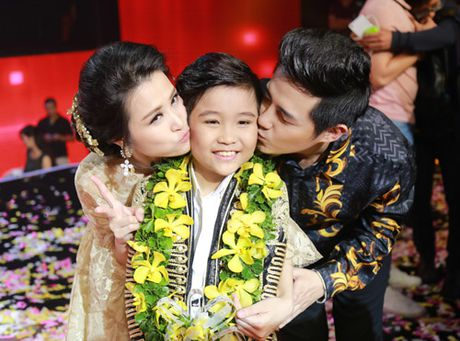 'Toi va anh Thang vo oa vi chien thang cua Nhat Minh o The Voice Kids' - Anh 4