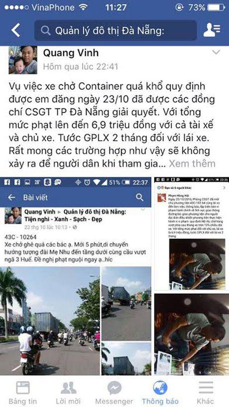 Chinh quyen Da Nang noi gi ve viec han che Facebook - Anh 2