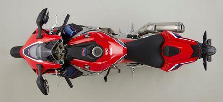 Ngam chi tiet Honda CBR1000RR Fireblade SP 2017 - Anh 8