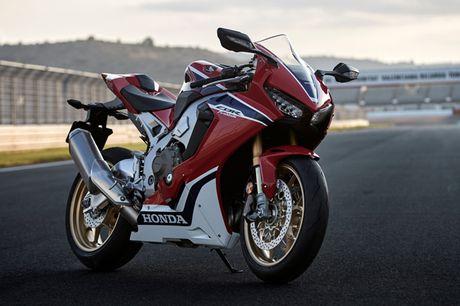 Ngam chi tiet Honda CBR1000RR Fireblade SP 2017 - Anh 9