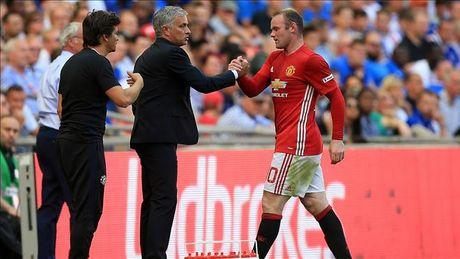 Man Utd ra gia ban Wayne Rooney - Anh 1