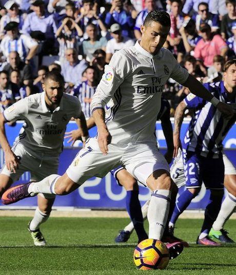 5 diem nhan sau tran thang cua Real: Ronaldo nao co khung hoang - Anh 1